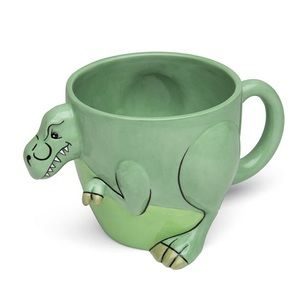 T-Rex 3D Mug - Dinosaur novelty mug